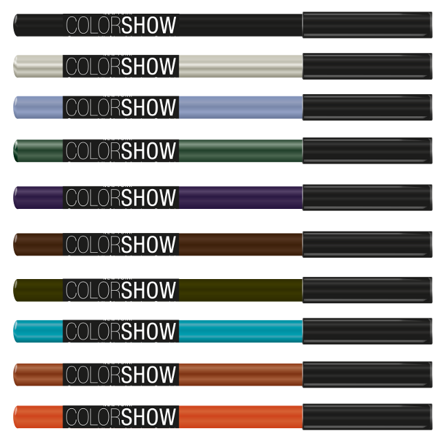 COLORSHOW-LINERS