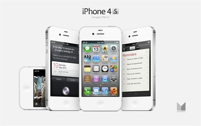 iPhone 4S(2)
