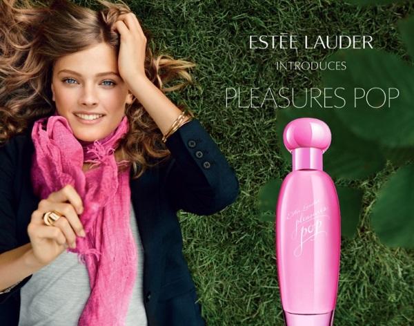 perfume estee lauder pleasures pop