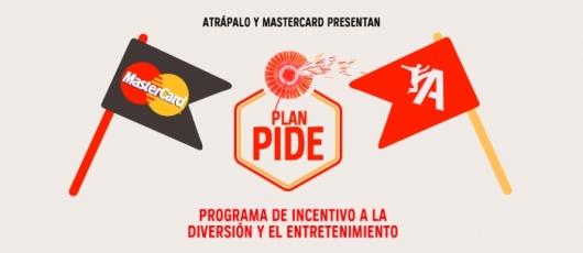 """Mastercard nos trae su """"Plan Pide"""" 2"""