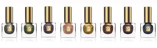 Estée Lauder apuesta por los esmaltes de uñas metálicos en su última colección 2