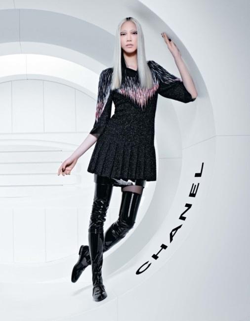 moda chanel otoño invierno 2013 2014