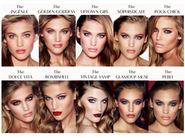 Charlotte Tilbury vende así su colección de maquillaje 2