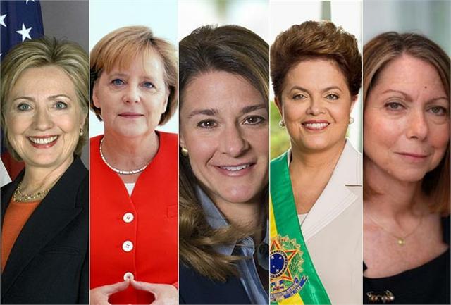 Mujeres más poderosas(1)