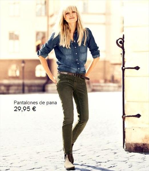 d7b7e8e673 Moda H M casual para mujer - Mujeres - Blog de belleza y moda para ...