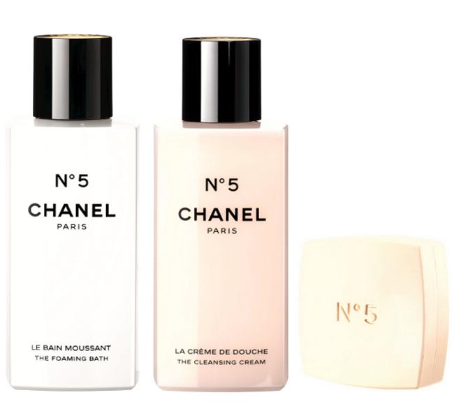 Chanel baño