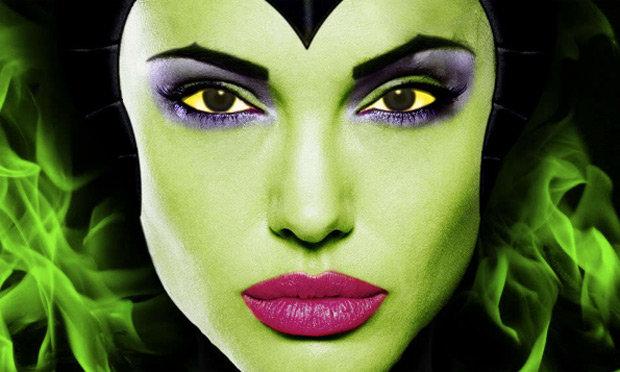 La película de Disney Maleficent tendrá colección de maquillaje propia de la mano de MAC 2