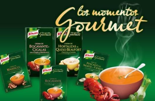 Los momentos Gourmet de Knorr, para los amantes de la buena cocina 3