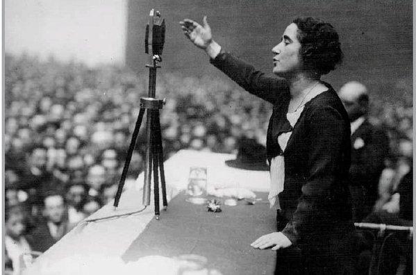Clara Campoamor por los derechos de la mujer
