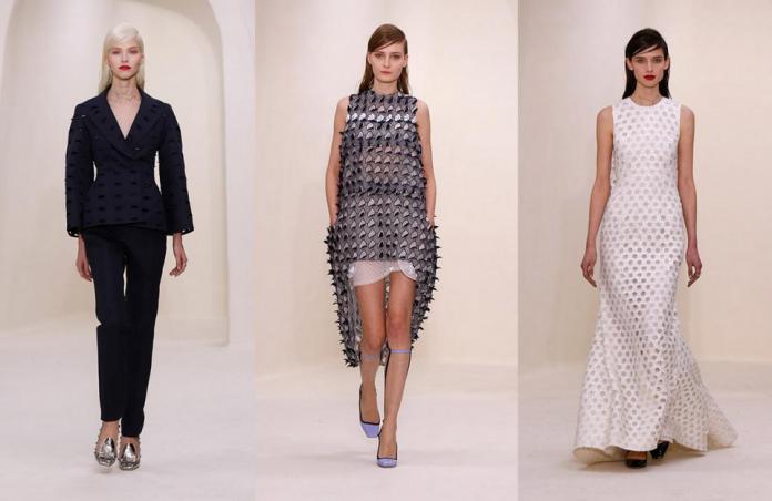Primavera-Verano 2014 alta costura de Dior, ¡ya está aquí! 2