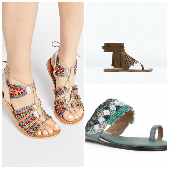 Sandalias para el día a día en verano, ¿con cuál te quedas? 2