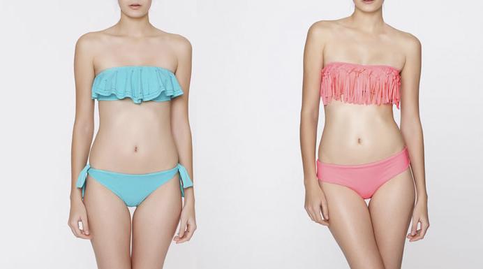 Aterrizan los primeros Bikinis 2014 en Oysho 2
