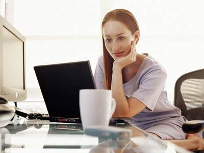 Trabajar desde casa y otros lujos
