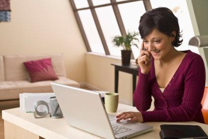 Trabajar desde casa y otros lujos1