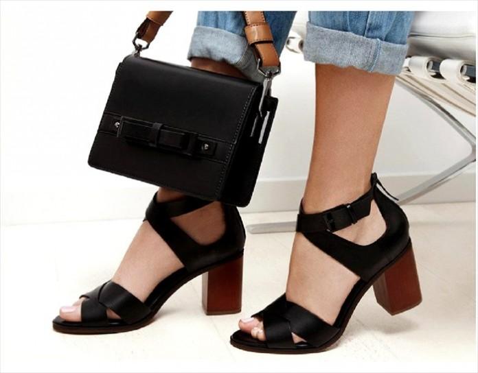 Zapatos de Stradivarius para primavera 2014 2