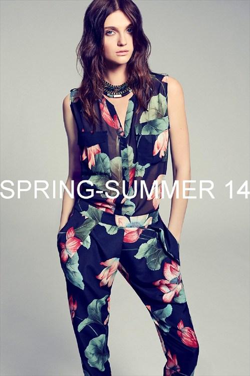 Ropa casual primavera verano de Lefties 2