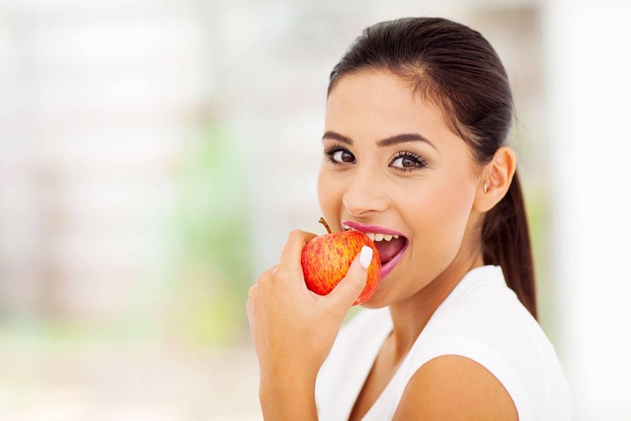 belleza mujer - trucos para comer más fruta