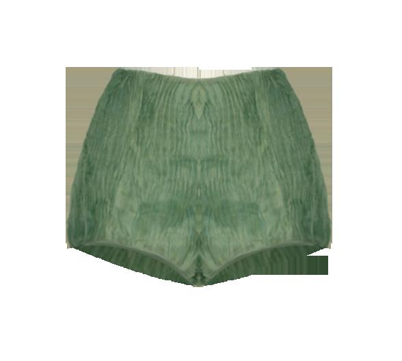 Culotte en verde Oliva