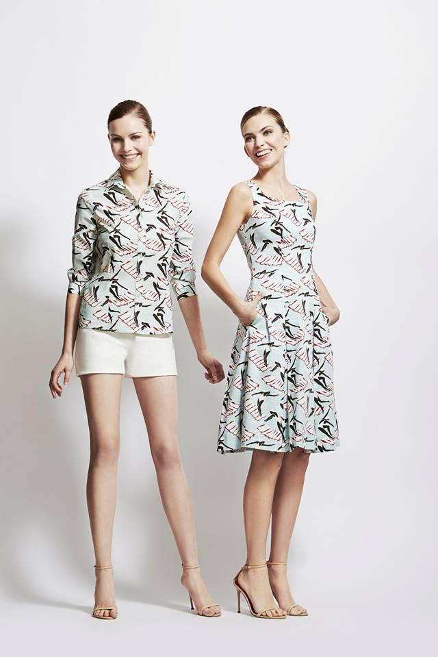 Ch Belleza 2014 De Primavera Moda Blog Y Mujeres Estampada Ropa 2bIYW9HeED