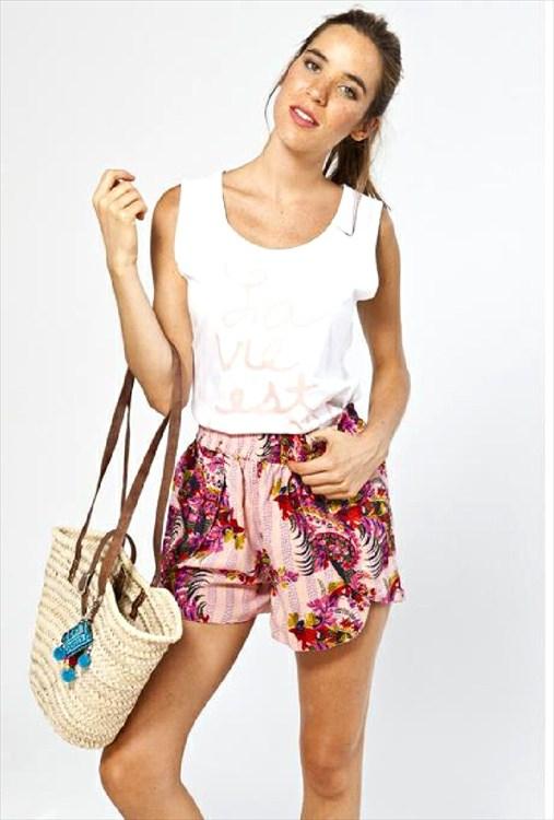 89a27bd95bc moda juvenil natura. Etiquetas  moda 2014 · moda mujer · primavera verano · ropa  para mujer
