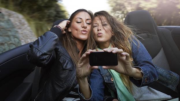 selfie enfermedad
