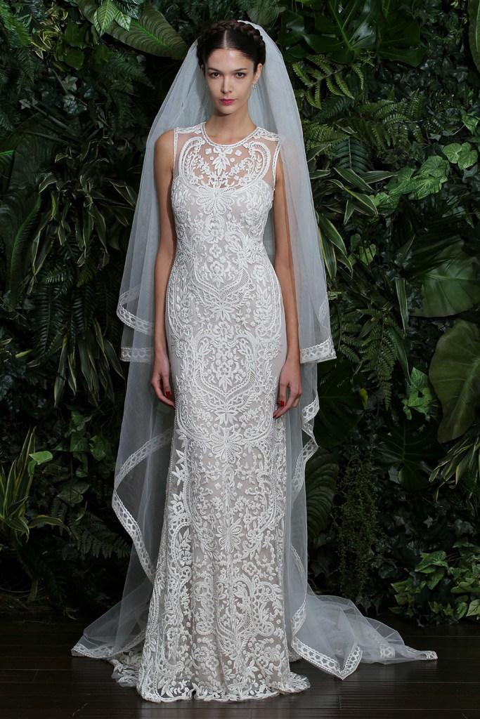 vestidos de novia naeem khan - mujeres - blog de belleza y moda para