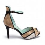 Vanesa Romero como imagen de Alma en Pena Shoes, una nueva colección brillante en todos los sentidos 2
