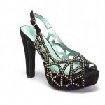 Vanesa Romero como imagen de Alma en Pena Shoes, una nueva colección brillante en todos los sentidos 3