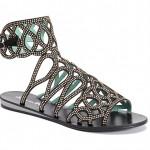 Vanesa Romero como imagen de Alma en Pena Shoes, una nueva colección brillante en todos los sentidos 10