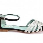 Vanesa Romero como imagen de Alma en Pena Shoes, una nueva colección brillante en todos los sentidos 23