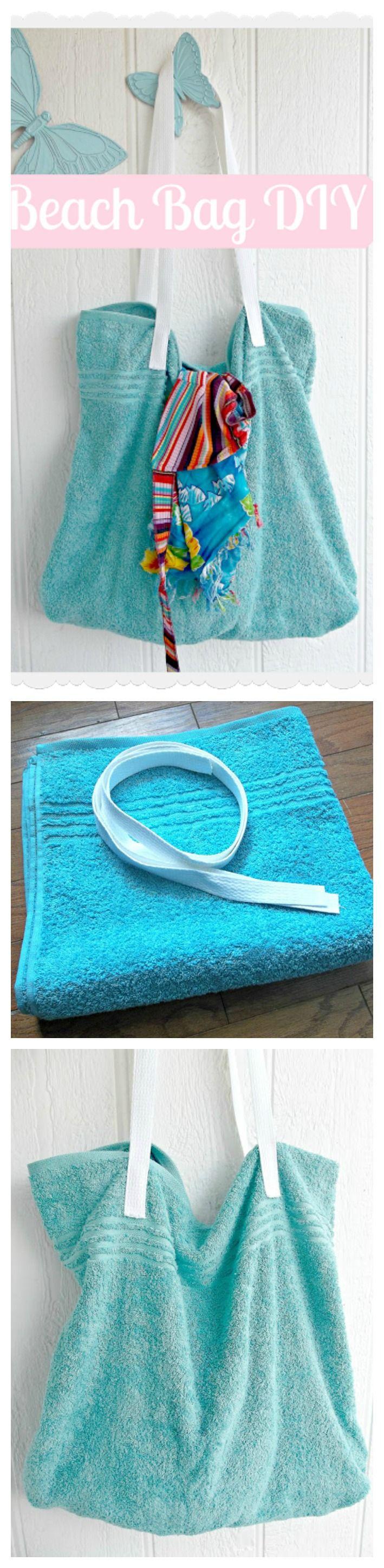 bolso de toalla