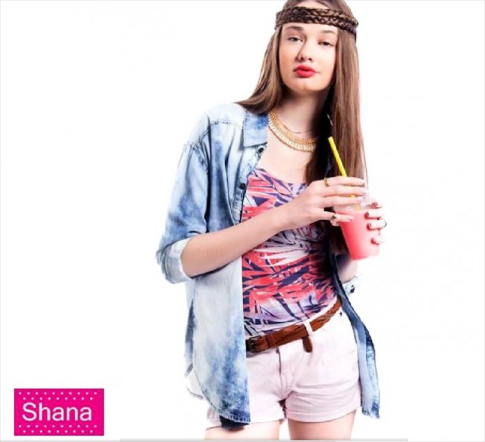 Ropa juvenil Shana primavera 2014 2