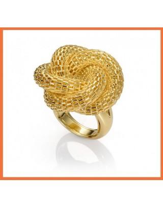 sortija-viceroy-bijoux-nudo-dorado