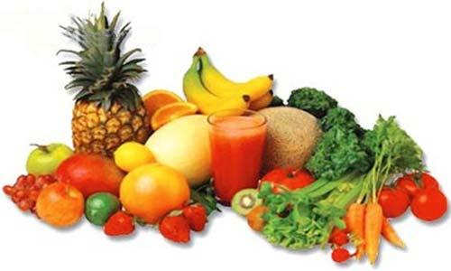 alimentacion sana para el verano