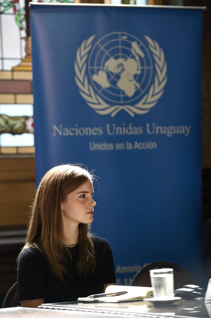 Emma Watson, el feminismo y la ONU 2