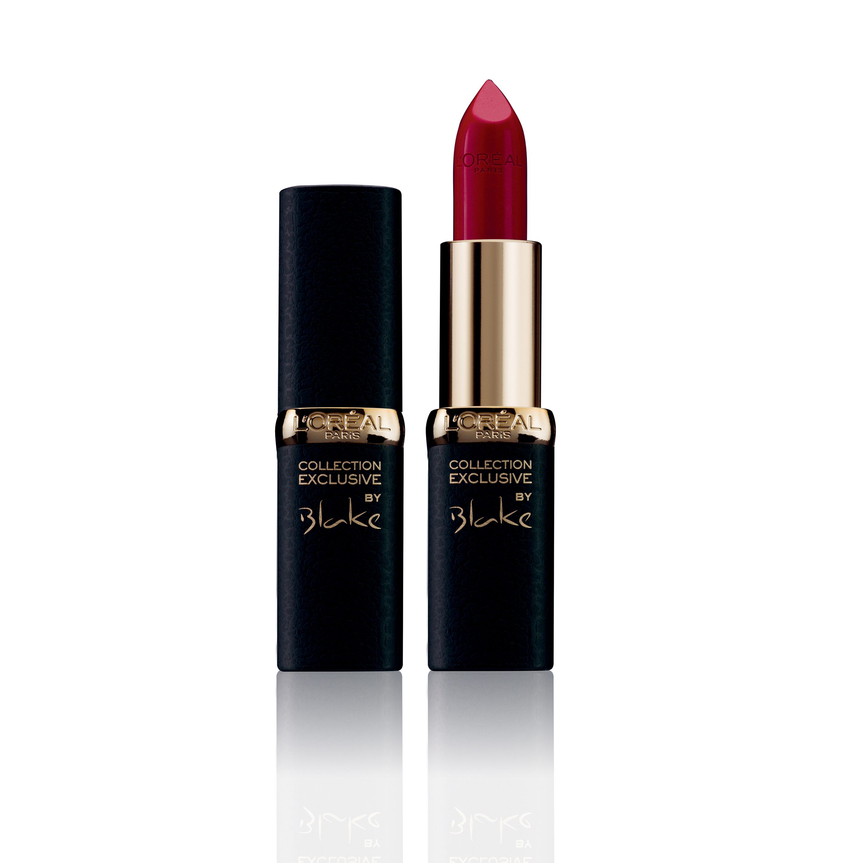 Pintalabios rojo mate Blake Lively Collection Exclusive de L'Oréal Paris