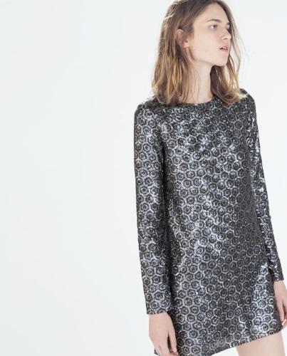 ropa zara para fiestas