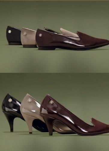 zapatos salones de cuplé