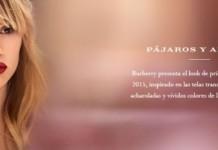 maquillaje burberry verano 2015