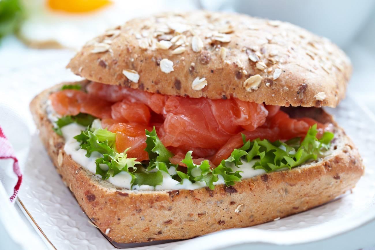 receta de sándwiches sanos y ricos