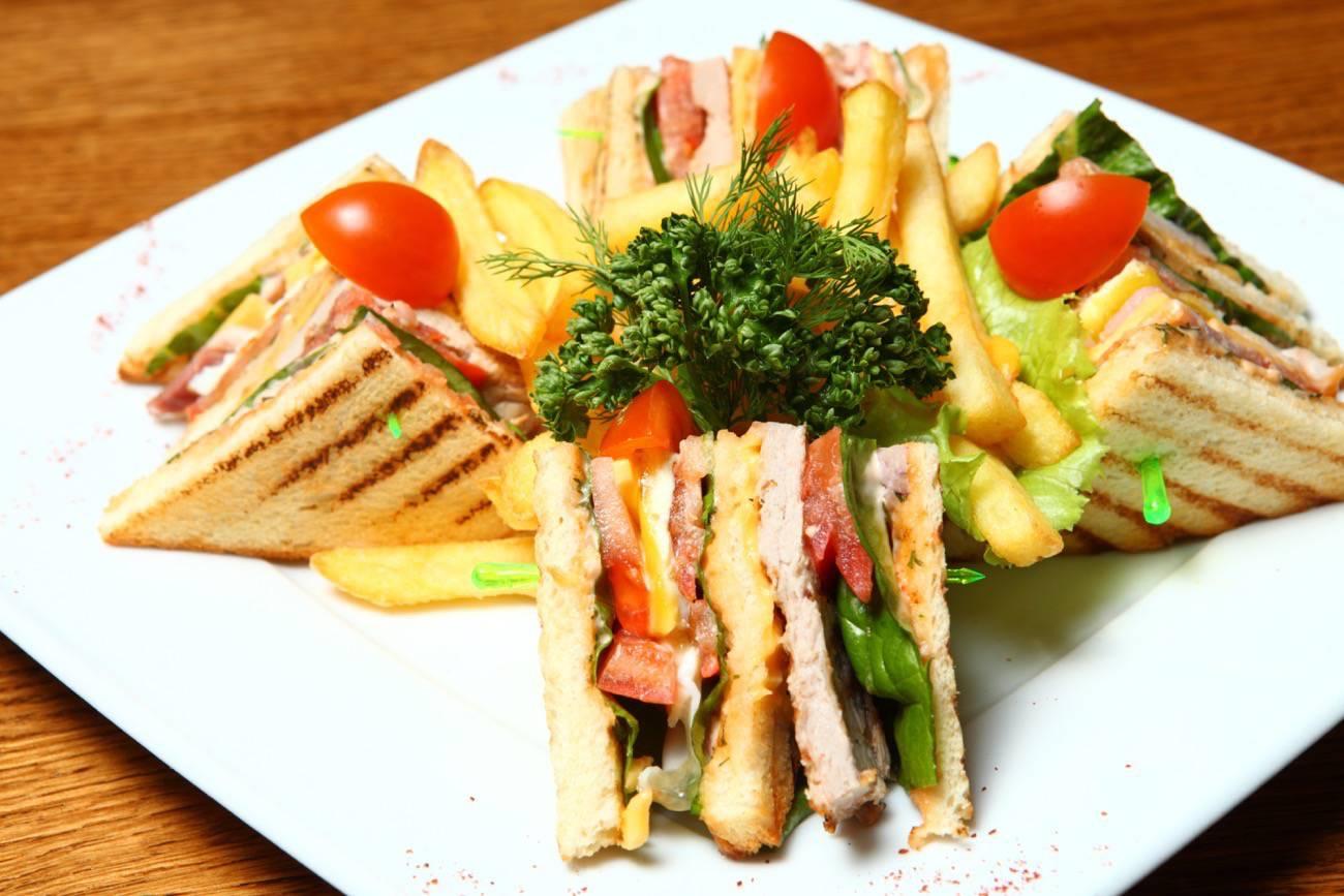 sándwiches sanos y ricos