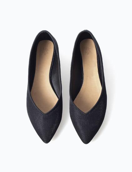 zapatos rebajados en lefties