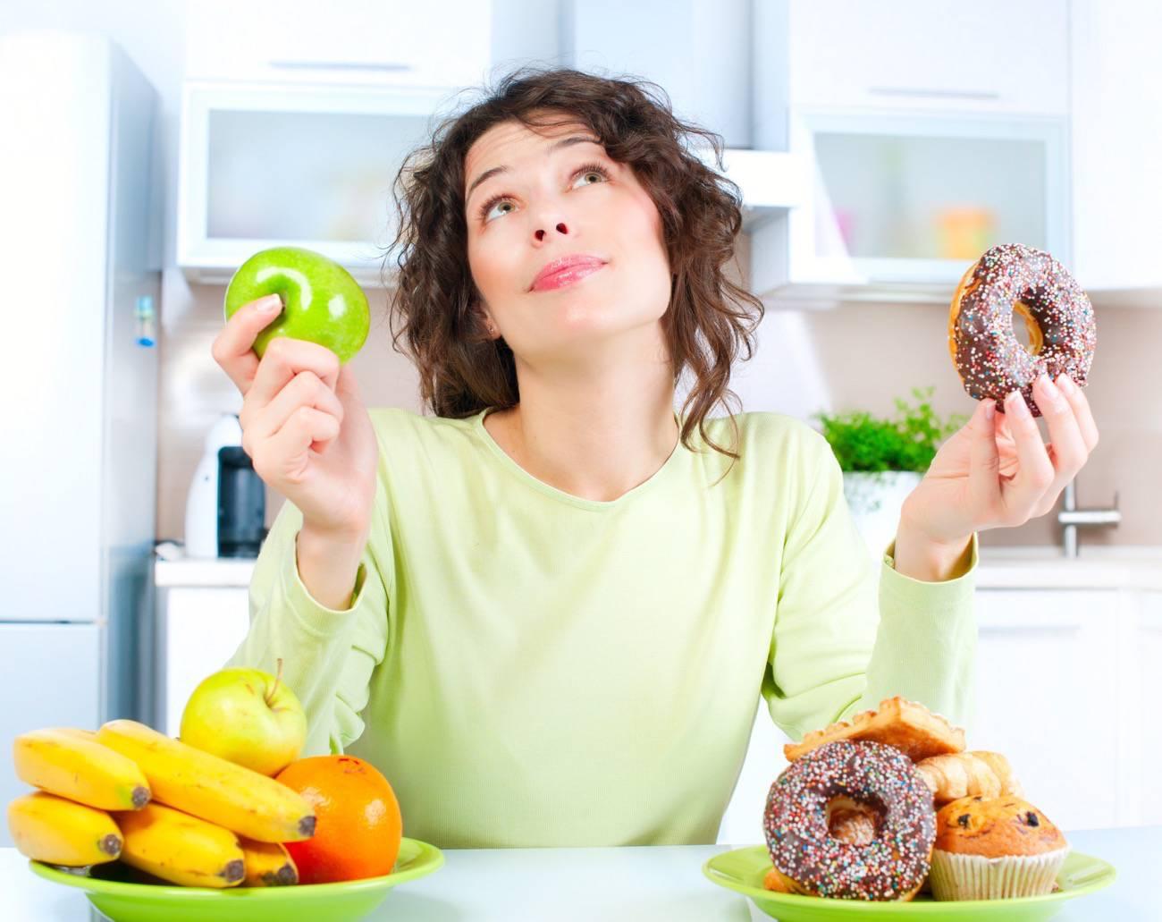 perder peso despues de los 40 - dieta equilibrada