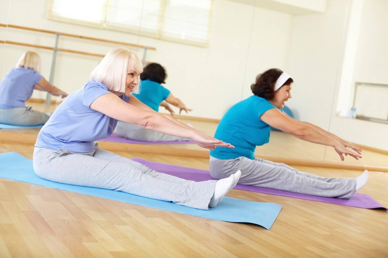 perder peso despues de los 40 - ejercicio físico