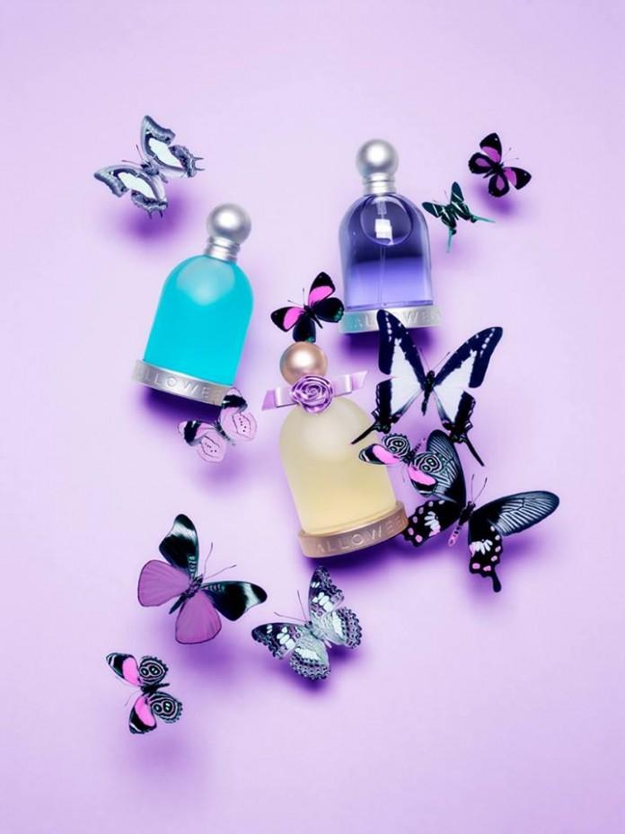 "Halloween nos presenta ""Your Perfumes. Your Dreams"" 2"