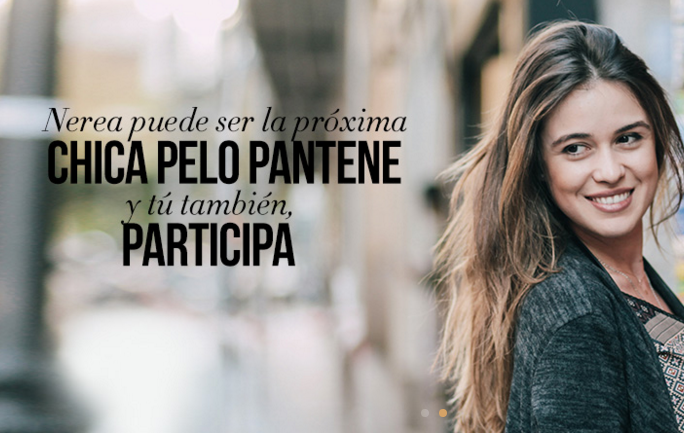 ¿Quieres ser la chica Pelo Pantene 2016? 2
