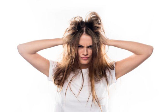 5 trucos para evitar el pelo encrespado 2
