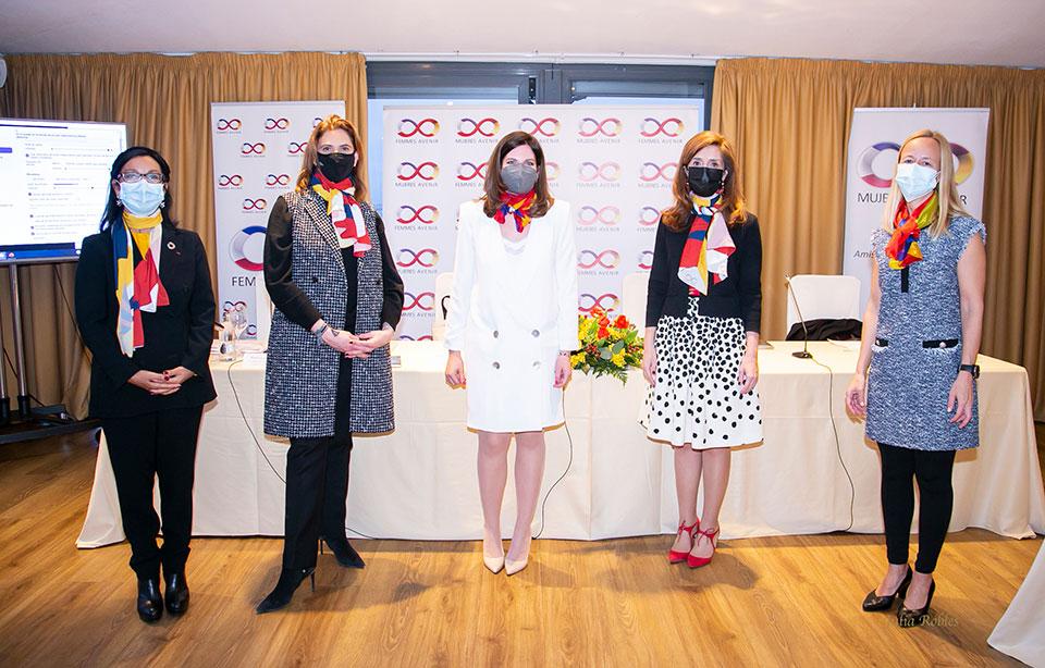 Mujeres Avenir reclama una Ley de Cuotas en España - Mujeres - Blog de belleza y moda para mujeres