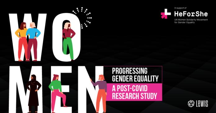 Un nuevo estudio global revela que los hombres no están seguros de cómo apoyar la igualdad de género 2