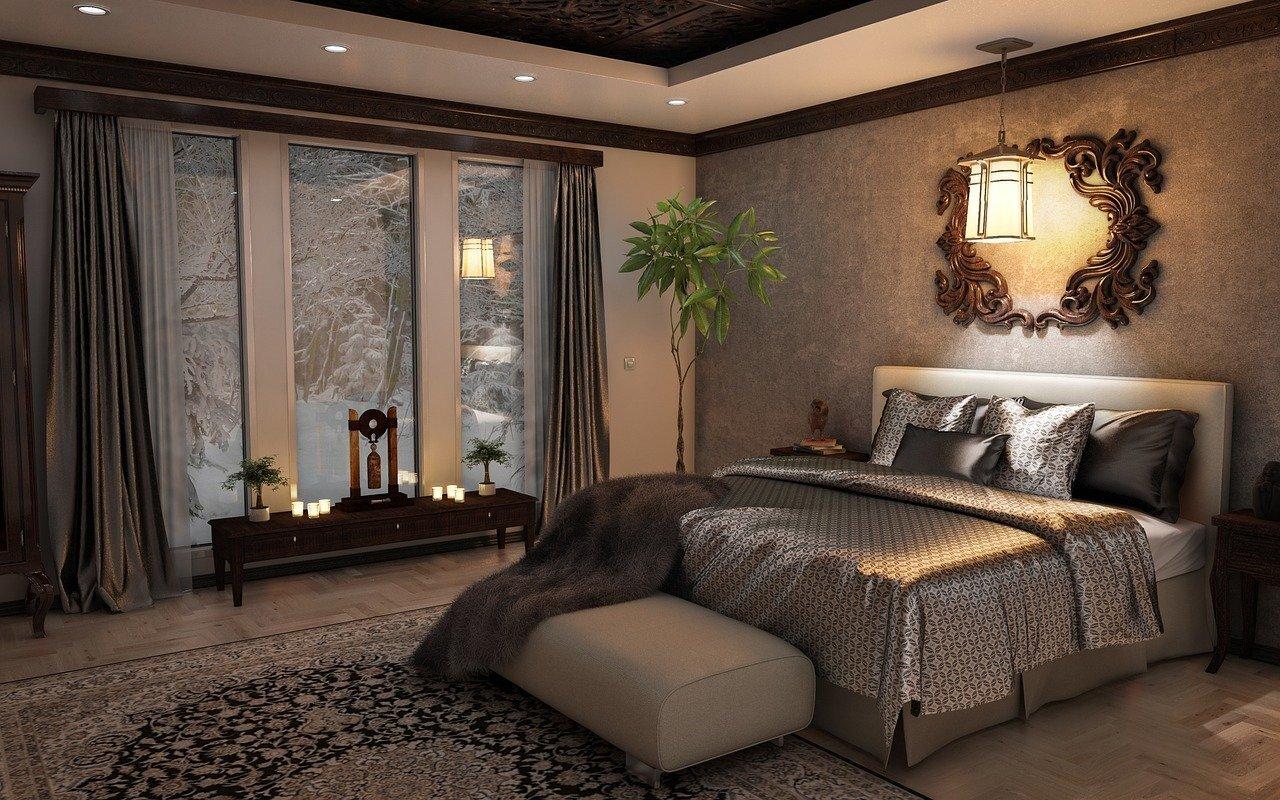 Ideas para decorar tu dormitorio en otoño